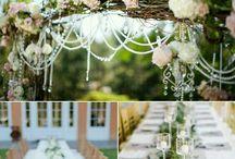 Hochzeitadeko