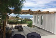 ostraco suites luxury hotel mykonos / LUXURY  DESIGN HOTEL  IN MYKONOS GREECE