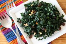 Greens recipes! / Leafy greens rule! Recipes that star healthy, nutritious, green leafy vegetables. #ShockinglyDelicious! / by Dorothy Reinhold -- Shockingly Delicious