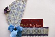 gift card holder cards / by Linda Lafreniere