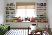 Play Rooms / by Michelle @ Delicate Construction