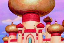 Disney homes
