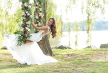 Styled Shoots / Styled shoots created as concept designs by Julia Testa.