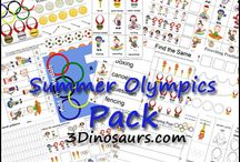olympics / by Jennifer Apisai