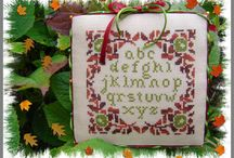 Samplers, Urns, Houses & Such / My Cross Stitch Favorites / by M C