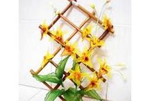 Bunga dinding