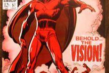 ◇Superheros◇ Vision