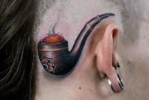 Pipe tattoo
