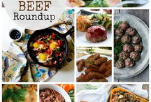 Paleo/whole30 beef / by Lacey Olufsen
