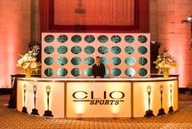 Photos: 2015 Clio Sports Awards / See photos from the second annual Clio Sports Awards, with appearances by Tiki Barber, Noah Galloway, and a cadre of sports and advertising professionals.