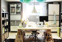 Home - Studio Ideas / by Tracie O'Brien