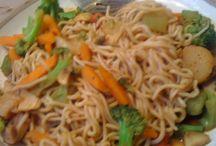 Asian Night / Yummy yummy yummy!!! / by Stephanie Brisbin