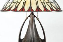 Lamps / Tiffany lamps