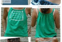 clothes upcycling