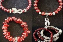 JNF Jewels / Our new line of awareness jewelry.