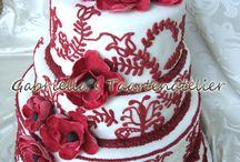 Cukraszkodás-kalocsai torta