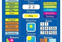 My first calendar