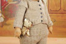 antik doll