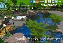 3D Pool Design Portfolio / 3d pool designs