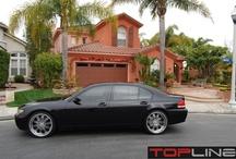 7 Series BMW 745 Li