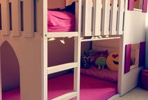 Kinderbed of kamer