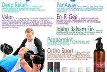 body building help (oils) / by Beni Johnson