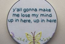 Cross Stitch / by Monica Willis