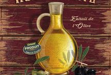 оливки и оливковое масло, ελιές και ελεόλαδο, olives and olive oil