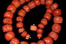 Antique Coral & Amber necklace