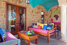 Creative Outdoor Spaces_Patio Area / Ideas and Tips on creating patio areas and outdoor spaces in general