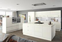 Kitchen Doors / Handleless Kitchen Doors