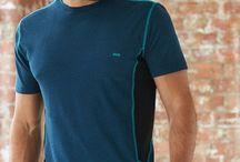 Men Sportswear / Mens Sportswear   Bamboo   Organic Cotton   Eco Fashion   Activewear