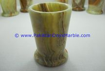 ONYX SHOT GLASS SET MINI GLASSES GOBLETS GREEN ONYX HANDCARVED POLISHED UNIQUE DESIGN STYLE GIFTS