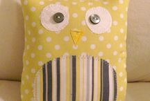 Sewing Decor Projects