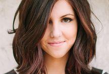 Hair and makeup / by Aneisha Robbins