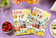 HomeStyle covers / Keep up-to-date with the latest issue of HomeStyle right here! #HSmag