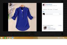 Koszule/bluzki