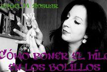 bolillos, videos de Raquel M Adsuar