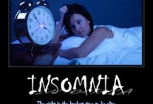 Insomnia / Insomnia is a sleep disorder that is characterized by difficulty falling and/or staying asleep.