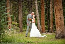 Colorado Weddings / Wedding images taken in Aspen, Colorado