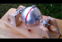 Moteur magnétique autonome / Moteur magnétique autonome