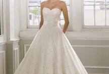 Gorgeous Wedding Gowns / Collection of beautiful wedding gowns that I like - not necessarily for myself, but in general. / by Ms Vanessa