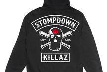 Stompdown Killaz / Official Clothing Line for SDK