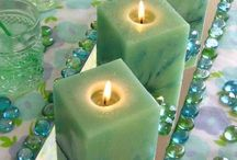 Candlelights / This board was created for the candle lover in you. It is meant to inspire those looking for creative candle making ideas as well as where to purchase beautiful candles. / by Mildred Perkins