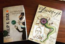 Instagram Regali di quelli straordinari.  #Dick #Lovecraft #valis #instabook #fumetti