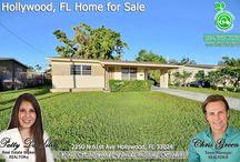 Hollywood Florida Homes for Sale by Broker Patty Da Silva
