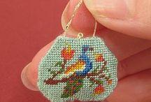 Cross Stitch & Embroidery - Finishing