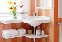 come creare bagni in piccoli spazi