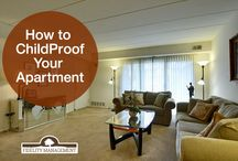 Apartment Tips / Easy, accessible apartment tips.