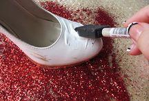 pantofi glamur